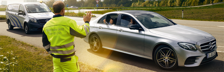 Roadside assistance mercedes benz inchcape mercedes benz for Mercedes benz road side assistance